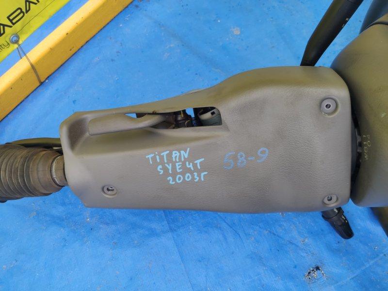 Кожух рулевой колонки Mazda Titan SYE4T FE 2003 (б/у)