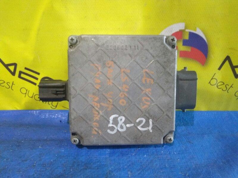Блок управления рулевой рейкой Lexus Ls460 USF40 (б/у)