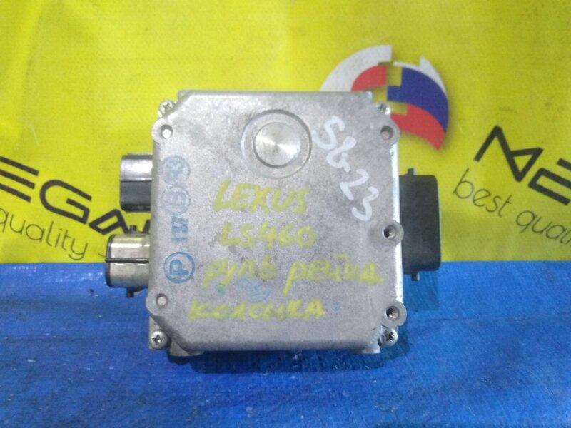 Блок управления рулевой рейкой Lexus Ls460 USF40 89650-50150 (б/у)