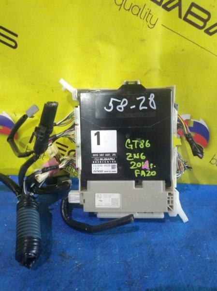 Электронный блок Toyota Gt86 ZN6 FA20 232800-0020 (б/у)