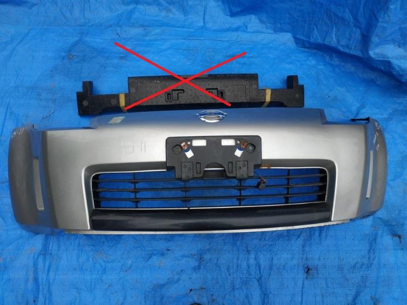 Бампер Nissan Fairlady Z Z33 передний (б/у)