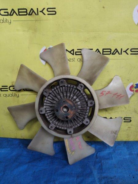 Вискомуфта Mitsubishi Canter FA523 4G64 (б/у)