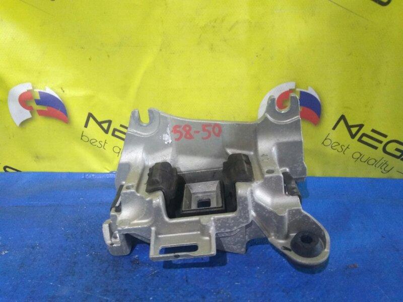 Подушка двигателя Renault Megane III левая (б/у)