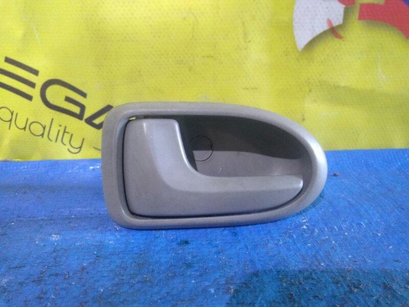 Ручка двери внутренняя Mazda Titan SYE4T передняя левая (б/у)