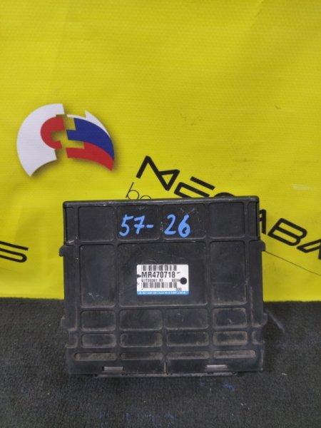 Блок efi Mitsubishi Galant EC5A 6A13T G1T130081 (б/у)