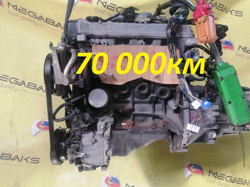 Двигатель Toyota Starlet EP95 4E-FE 1997 2274538 (б/у)