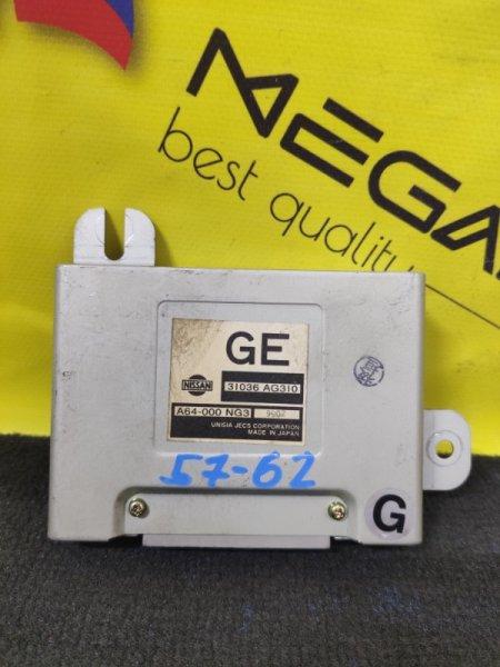 Блок управления акпп Nissan Cedric HY34 VQ30DD 31036 AG310 (б/у)