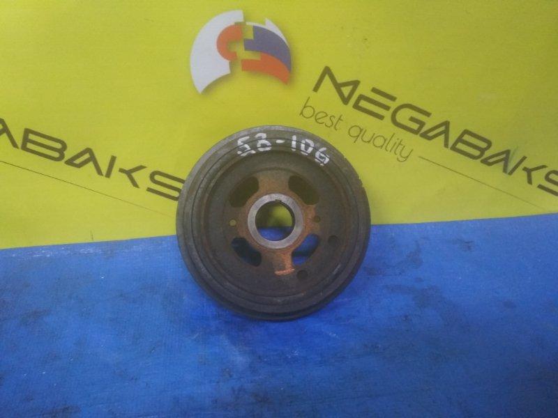 Шкив коленвала Nissan Presage TU31 QR25DE (б/у)