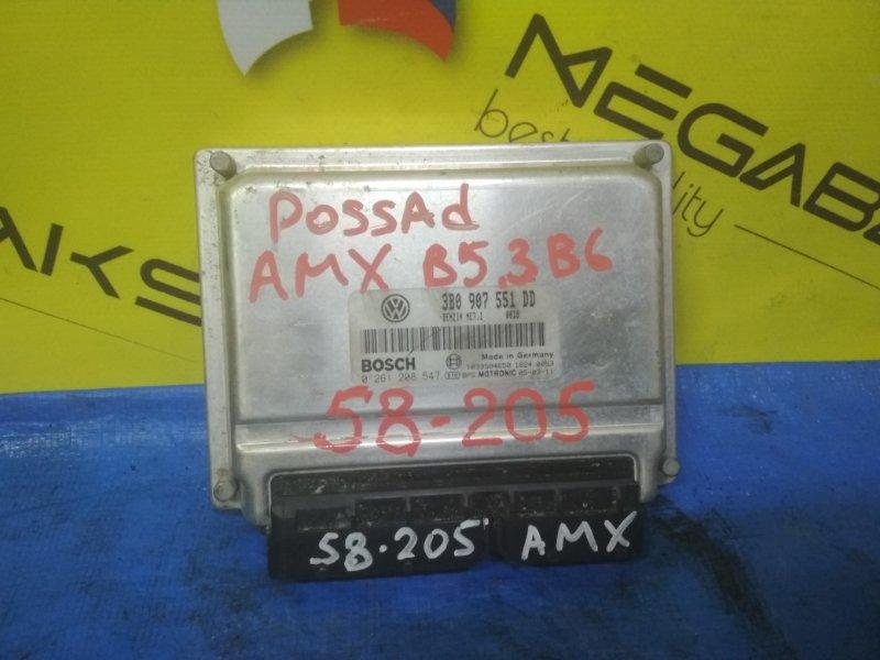 Блок efi Volkswagen Passat B5 AMX 2000 (б/у)