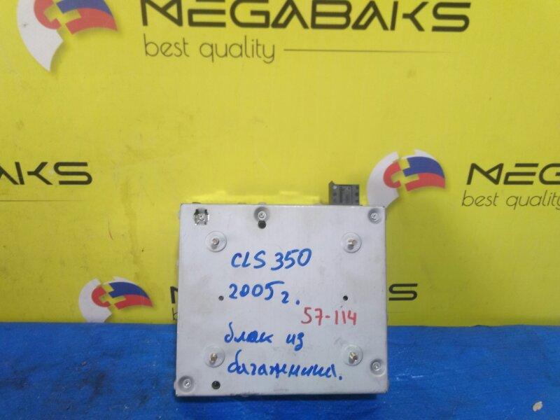 Усилитель магнитофона Mercedes-Benz Cls-Class WDD2193561A014944 A2118702689 (б/у)