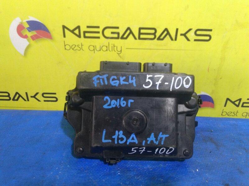 Блок efi Honda Fit GK4 L13B 37820-5R0-N62 (б/у)
