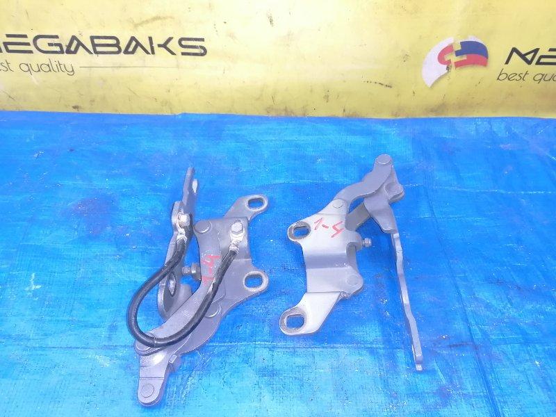 Петля капота Bmw 1-Series E87 N45B16AC (б/у)