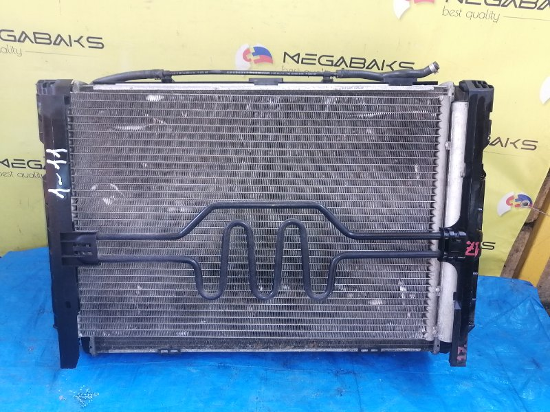Радиатор основной Bmw 1-Series E87 N45B16AC (б/у)