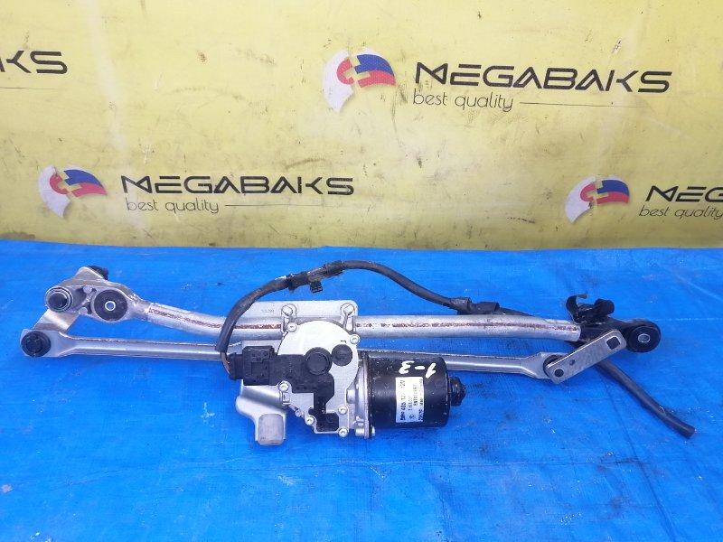 Мотор дворников Bmw 1-Series E87 N45B16AC (б/у)