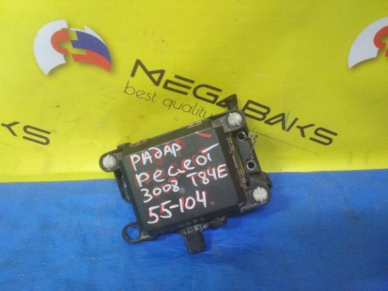 Электронный блок Peugeot 3008 T84E EP6CDT 2010 6PZ00993701 (б/у)