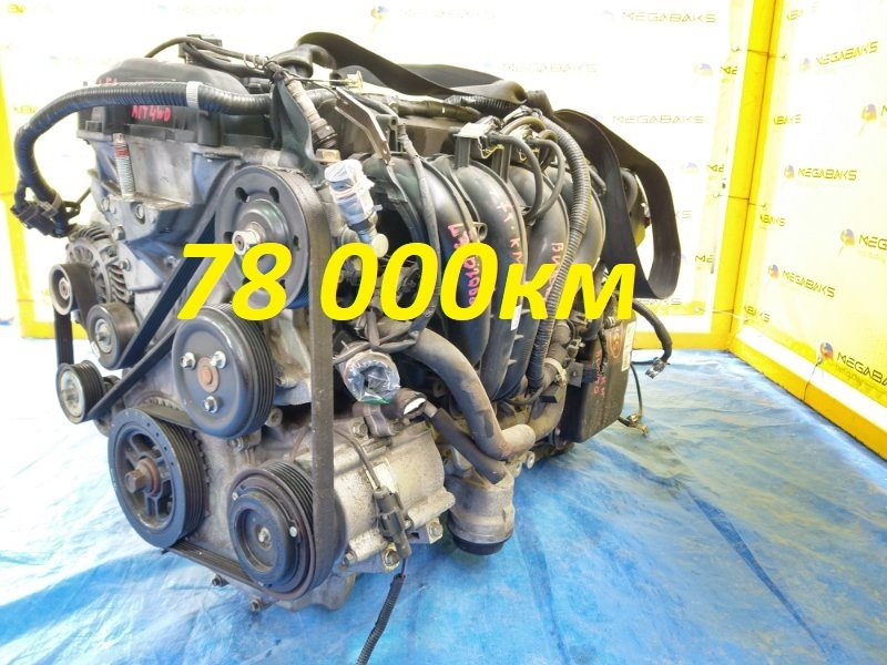 Двигатель Ford Escape LFA L3 020682 (б/у)