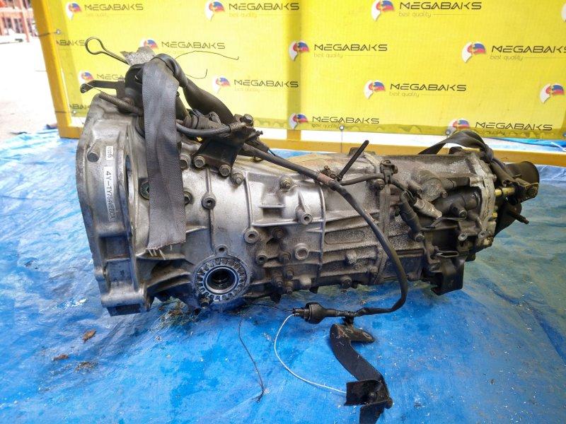 Мкпп Subaru Legacy BE5 EJ208 TY754VBBCA (б/у)