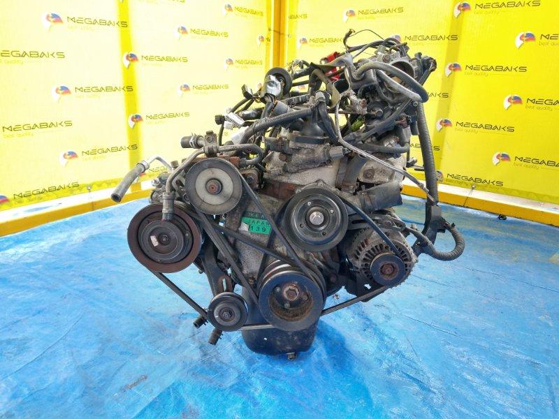 Двигатель Toyota Noah KR52 7K 0832144 (б/у)