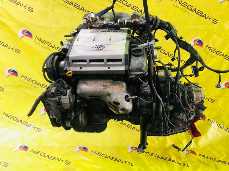 Двигатель Toyota Windom MCV21 2MZ-FE 1999 0104072 (б/у)