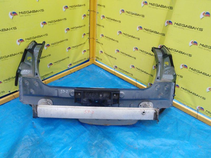 Задняя панель кузова Citroen C4 B7 EP6CDT 2010 (б/у)