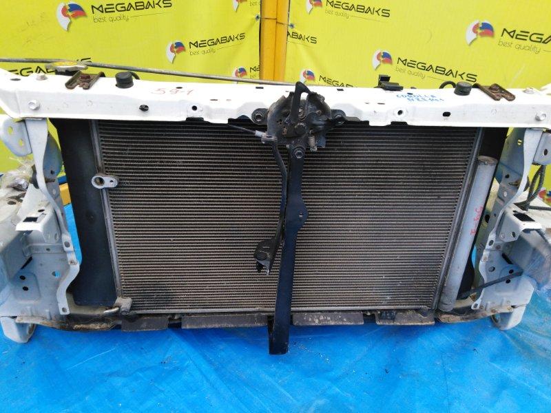 Радиатор кондиционера Toyota Corolla Axio NZE141 1NZ-FE (б/у)