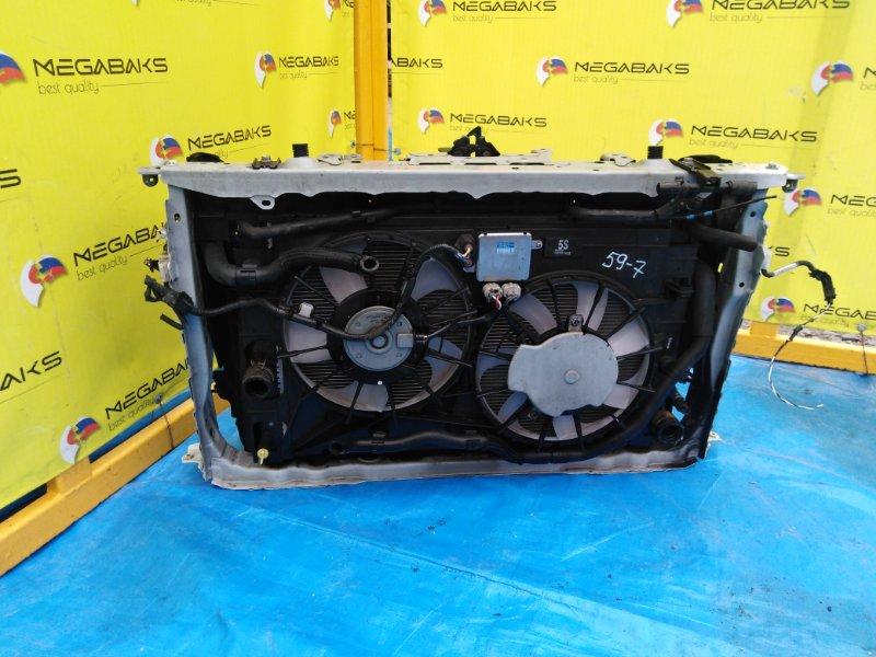 Радиатор основной Toyota Sai AZK10 2AZ-FXE (б/у)