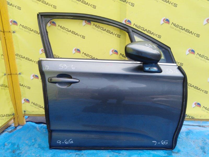 Дверь Citroen C4 B7 2010 передняя правая (б/у)