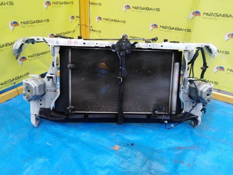 Радиатор кондиционера Toyota Corolla Fielder NZE141 (б/у)