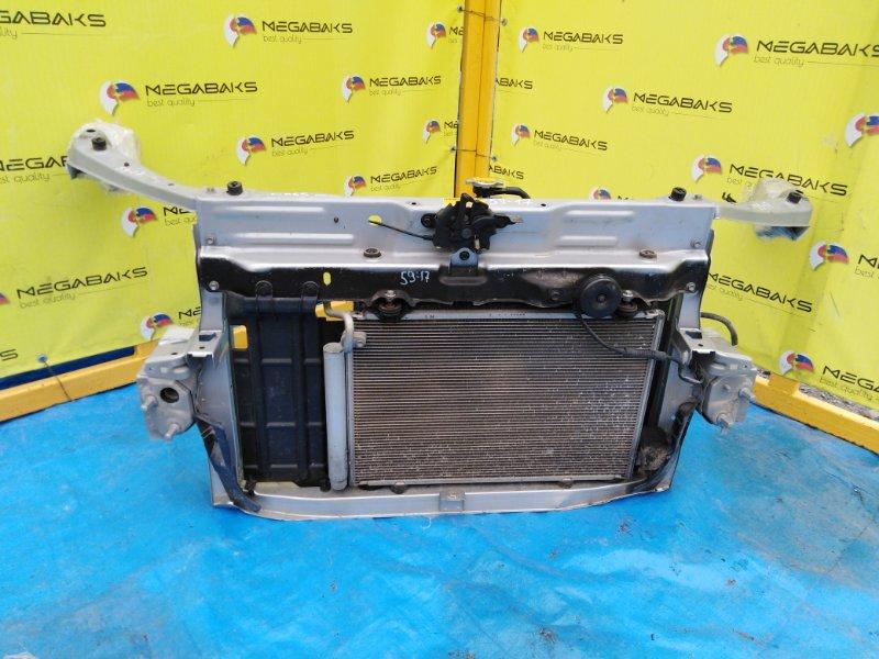 Радиатор кондиционера Toyota Probox NCP51 1NZ-FE (б/у)