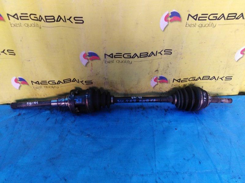 Привод Nissan Sunny FNB13 GA15DE передний правый (б/у)