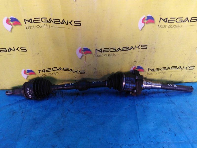 Привод Nissan Primera TNP12 QR20DE передний правый (б/у)
