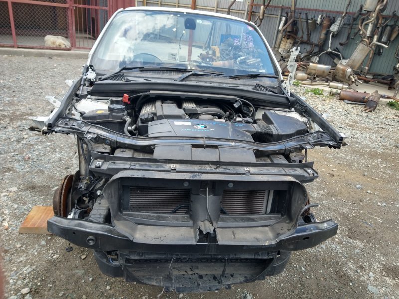 Стабилизатор Bmw X1 E84 N46B20 2009 передний (б/у)