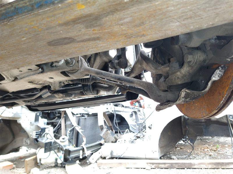 Рычаг Bmw X1 E84 N46B20 2009 передний правый нижний (б/у)