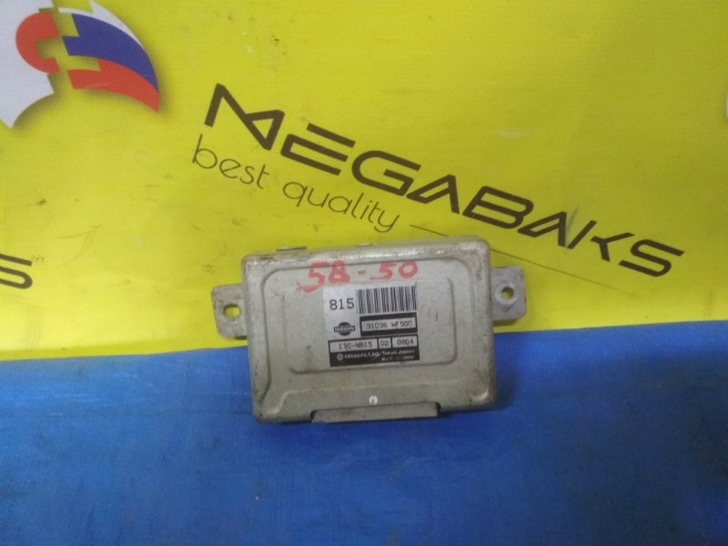 Блок управления акпп Nissan Liberty PNM12 SR20DET 31036 WF500 (б/у)