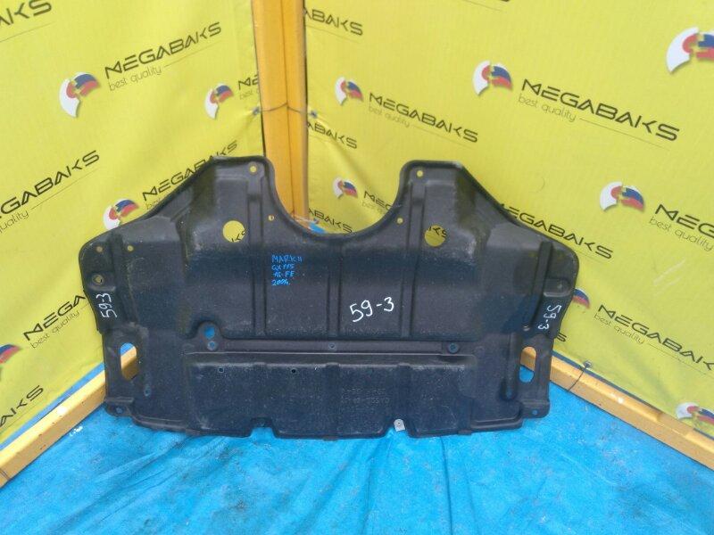 Защита двигателя Toyota Mark Ii GX115 1G-FE (б/у)