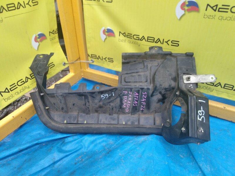 Защита двигателя Nissan Atlas SZ4F24 правая (б/у)