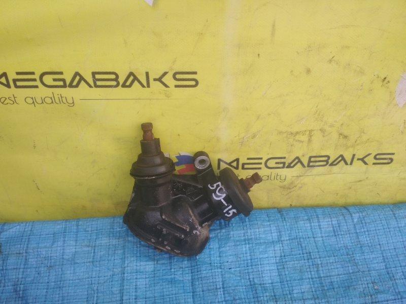 Рулевой редуктор угловой Nissan Largo KUGNC22 LD20 (б/у)