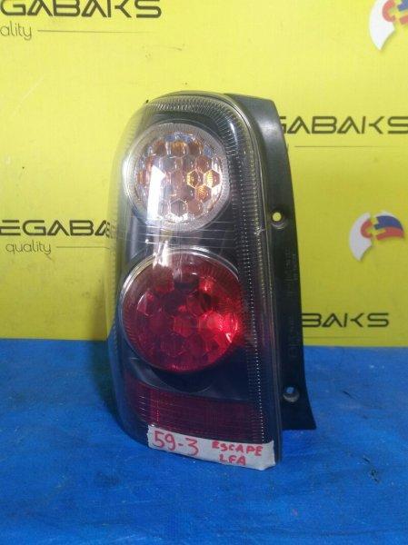 Стоп-сигнал Ford Escape LFA левый 4EC13 51160 T029A (б/у)