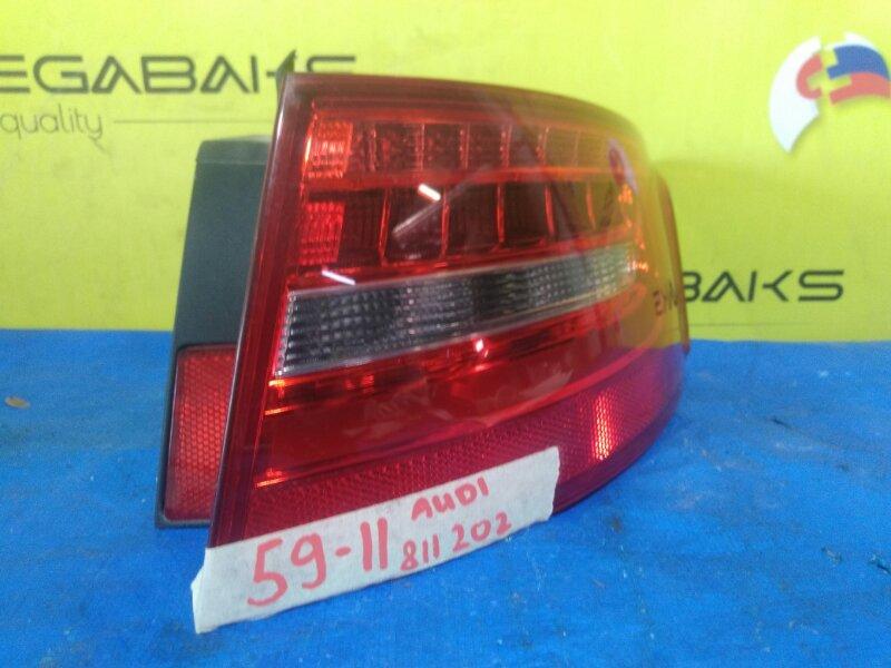 Стоп-сигнал Audi A4 B8 2007 правый 8K9945095 (б/у)