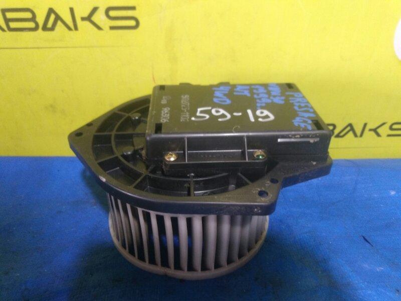 Мотор печки Nissan Presage VNU30 (б/у)