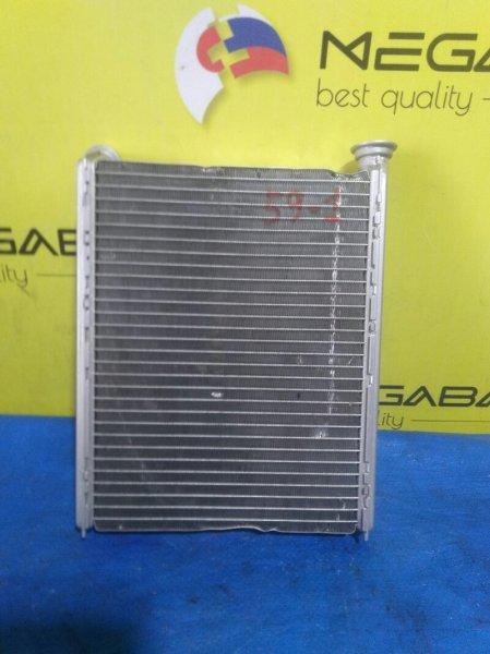 Радиатор печки Citroen C4 B7 2010 (б/у)