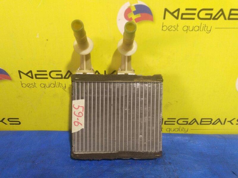 Радиатор печки Nissan Bluebird EU13 (б/у)