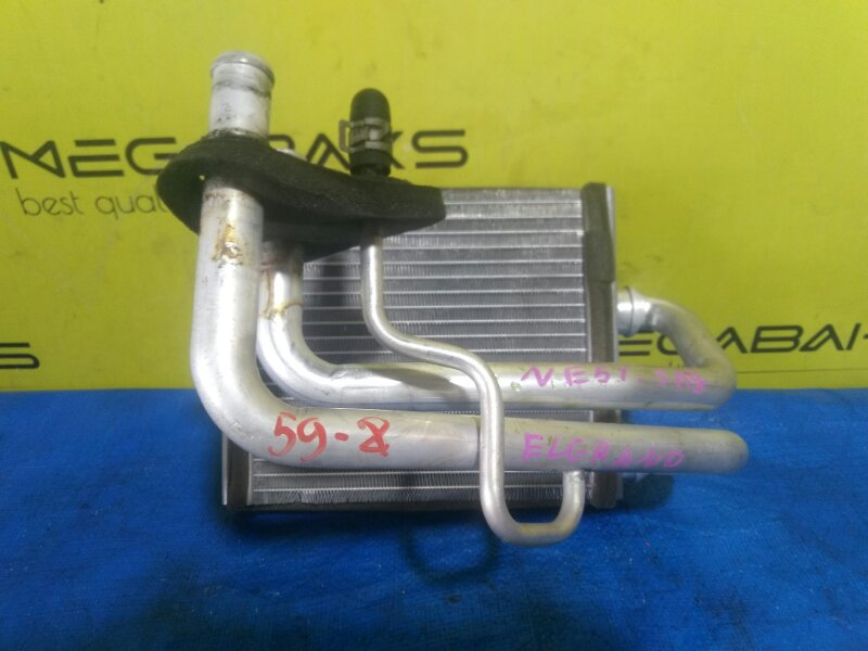 Радиатор печки Nissan Elgrand NE51 задний (б/у)