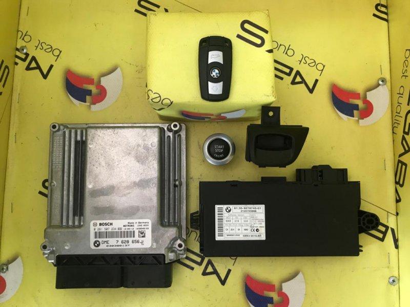 Блок иммобилайзера Bmw X1 E84 2009 (б/у)