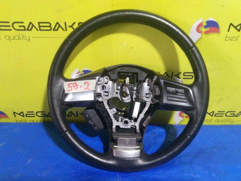Руль Subaru Impreza GJ7 2012 (б/у)
