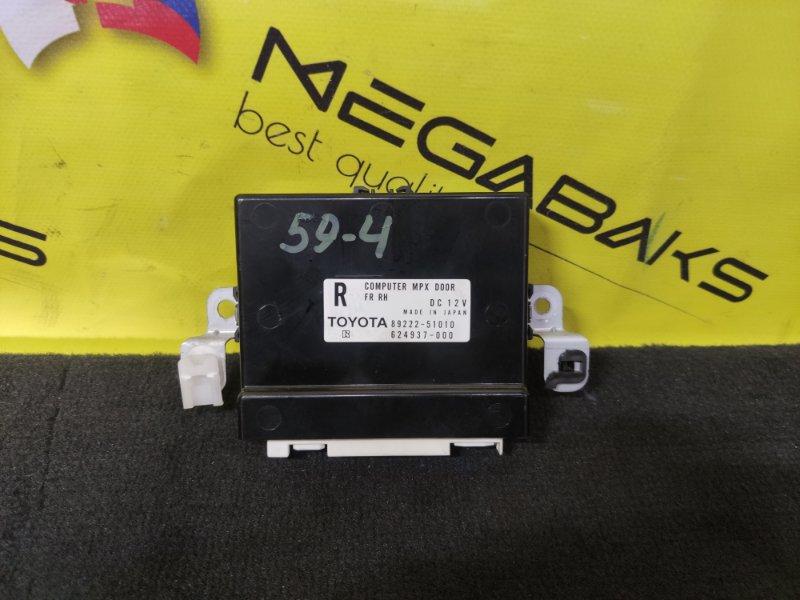 Электронный блок Toyota Progres JCG10 (б/у)