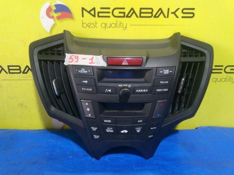 Блок управления климат-контролем Honda Odyssey RB4 (б/у)