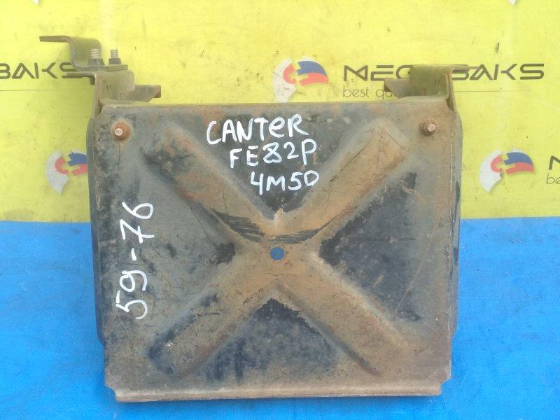Крепление аккумулятора Mitsubishi Canter FE82D 4M50 (б/у)