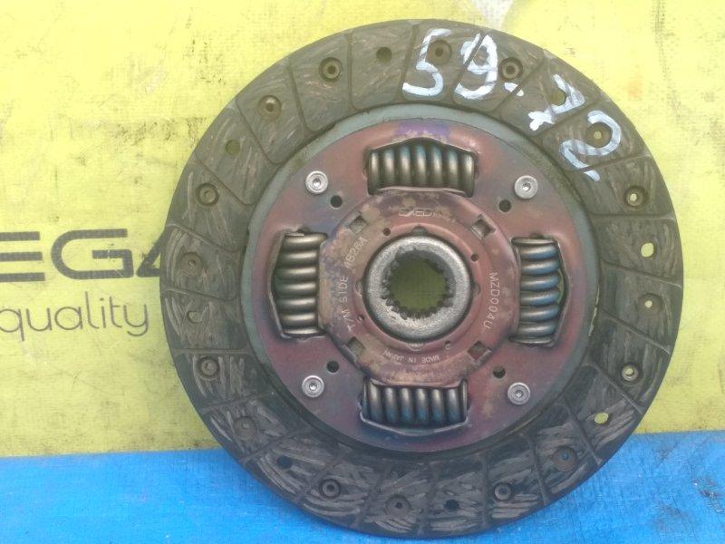 Диск сцепления Mazda Bongo SE48T UC (б/у)