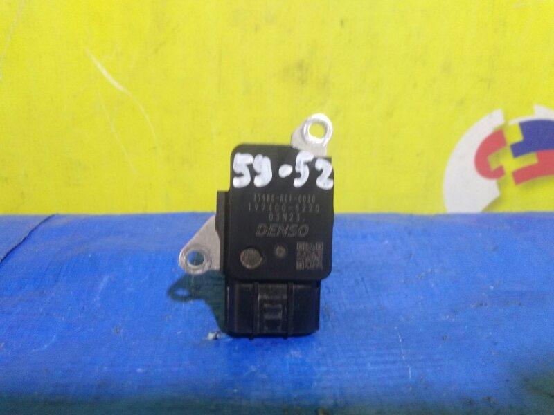 Расходомер воздушный Honda Odyssey RB4 K24A 197400-5220 (б/у)